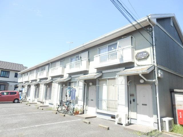 ベルデ平塚2号棟外観写真