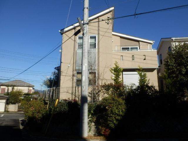 めぐみが丘2丁目戸建て外観写真