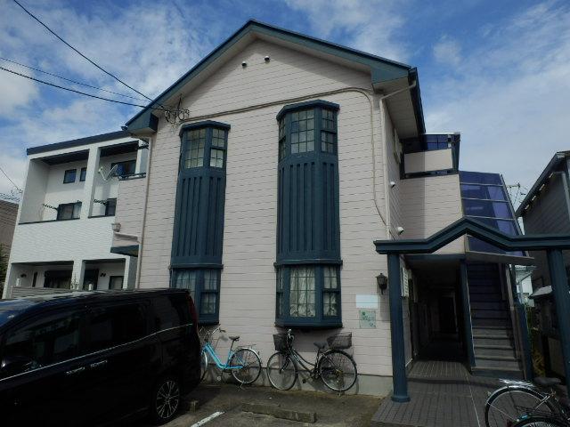 エクセレントアパートメント平塚外観写真