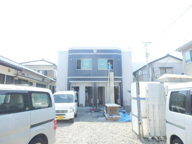 仮)中原新築アパート外観写真