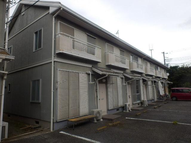 ベルデ平塚1号棟外観写真
