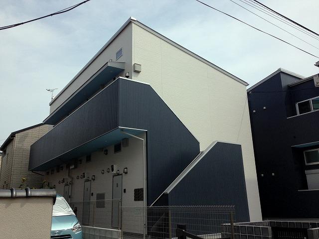 京レジデンス平塚外観写真