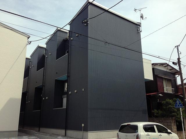 ルーモ平塚外観写真