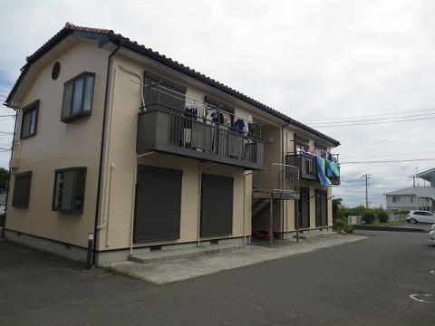 Vista富士Ⅱ外観写真