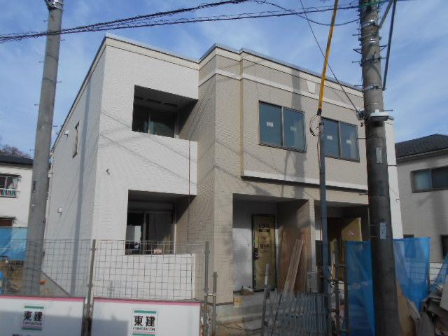 (仮称)二宮町山西新築アパート外観写真