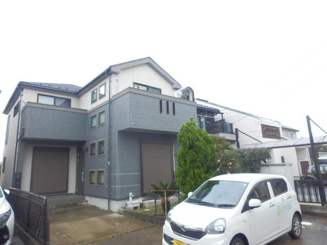 上平塚戸建外観写真
