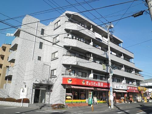 エシール所沢2号館外観写真