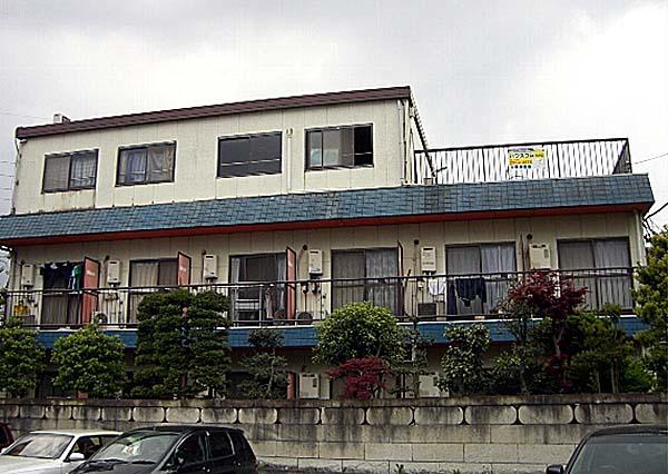 泉マンションA外観写真
