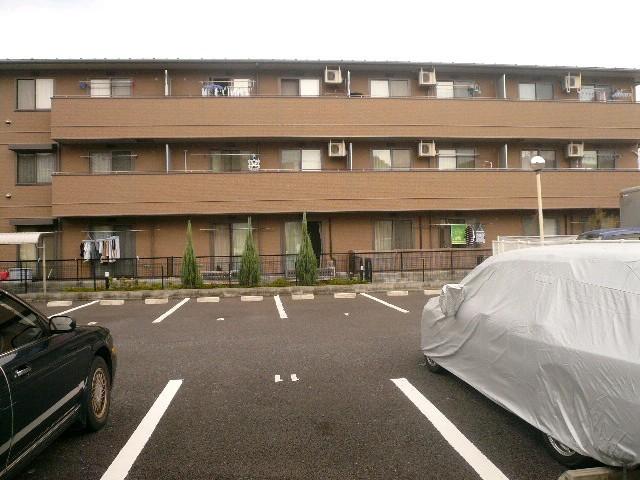 コンフォート武蔵野三番館外観写真