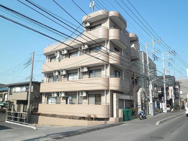 カレント所沢Ⅱ号館外観写真