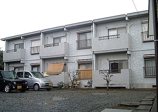 ソワサントニュー狭山外観写真