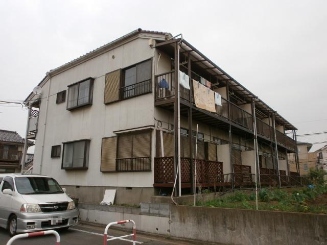 コーポヒル所沢1号館外観写真