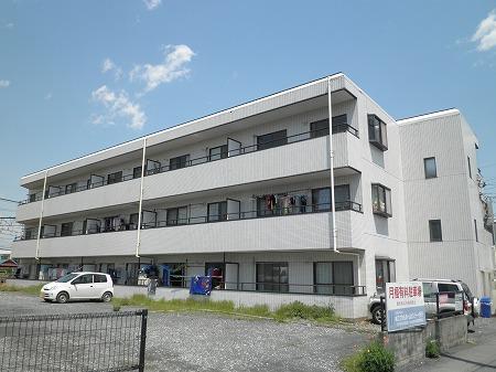 レオサイドマンション外観写真