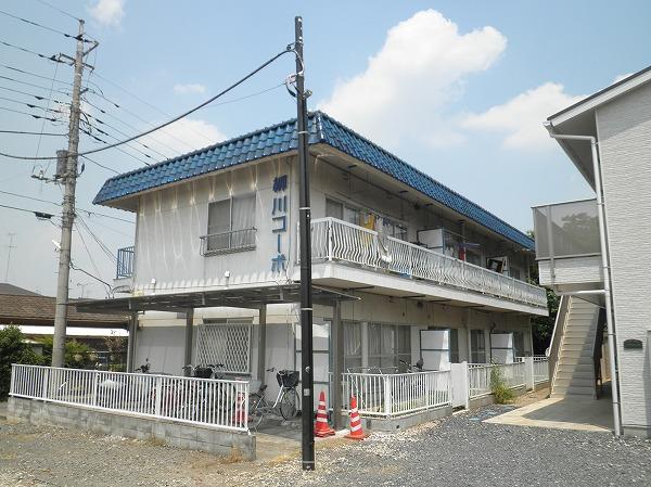 柳川コーポ外観写真