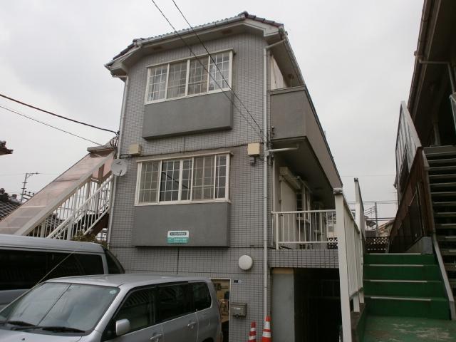 コーポヒル所沢2号館外観写真