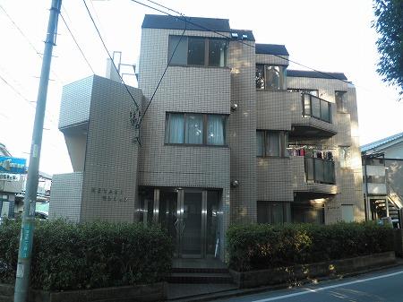 KEYAKIマンション外観写真