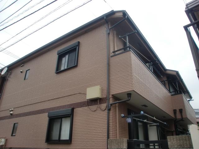 所沢コスモハイツ外観写真