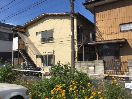 藤沢荘外観写真