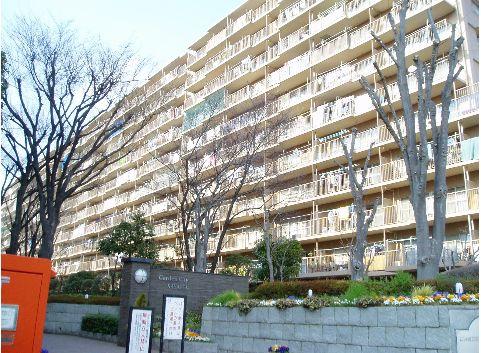 ガーデンシティ狭山壱号館外観写真