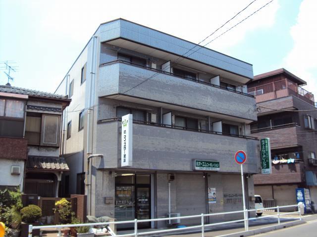 島田ハイツ2外観写真