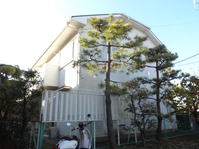 シャトー東菅野外観写真