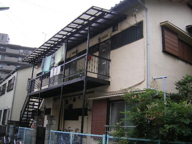 上野浦荘外観写真