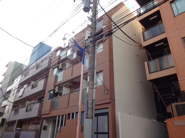 ユーコート本八幡外観写真