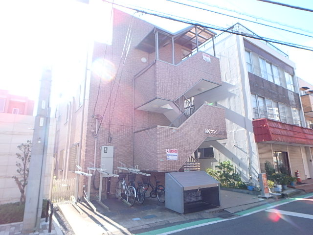 AKマンションⅡ外観写真