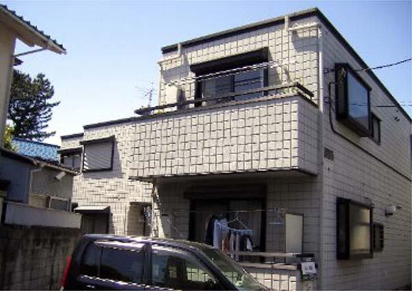 KZ五番館外観写真