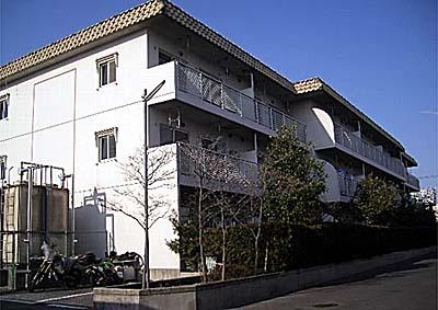パティオ東菅野コミュニティ2号館外観写真