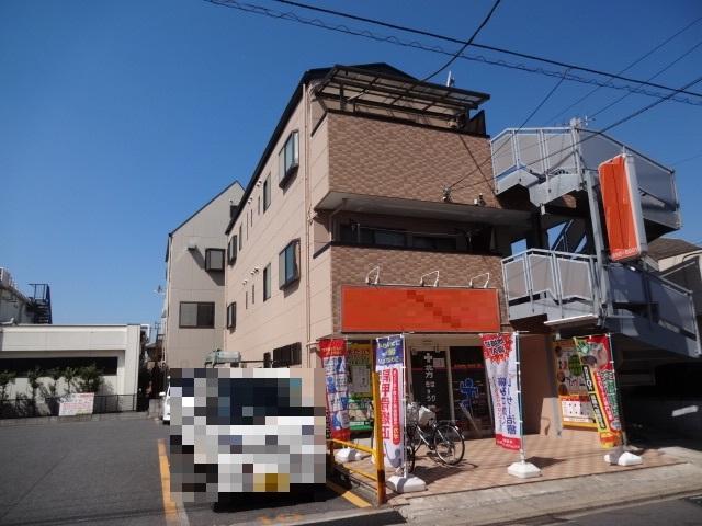 ハイムヤカタ外観写真