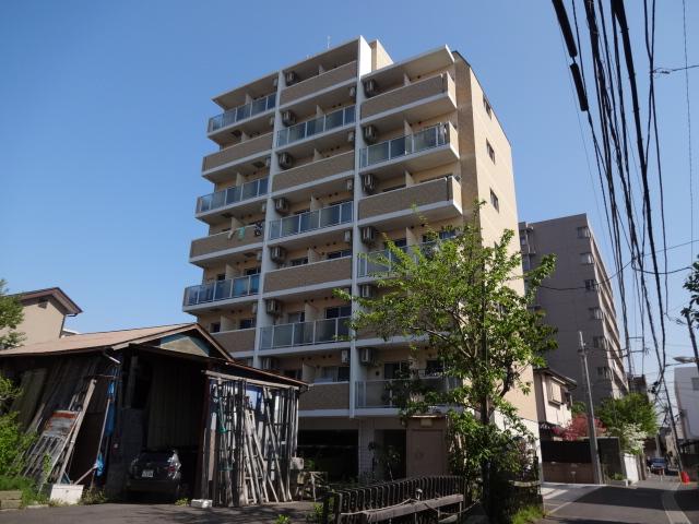 シャイロ本八幡外観写真