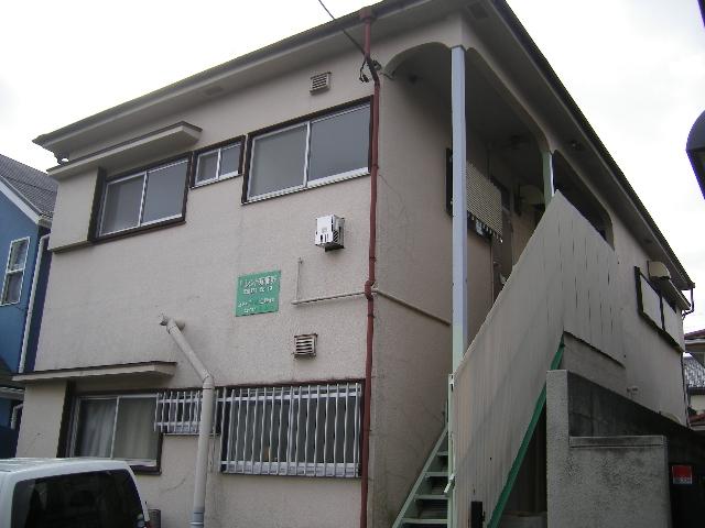 リレント東菅野外観写真