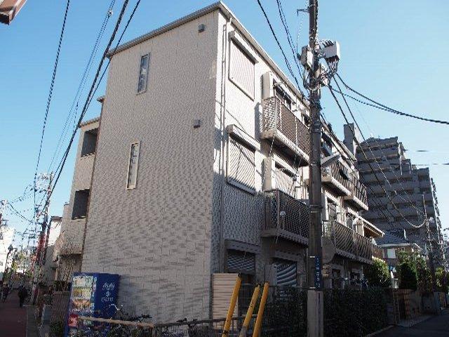 ステーションフロント本八幡外観写真