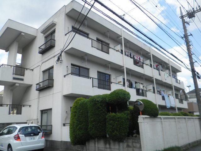 横川田口ハイツ外観写真