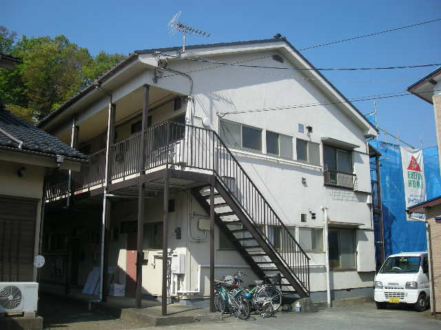 田倉荘外観写真