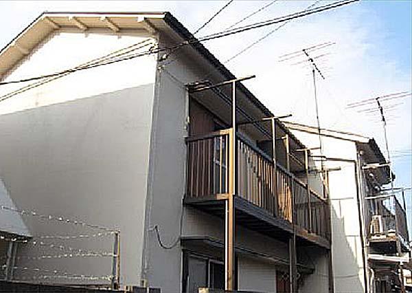 倉島荘外観写真