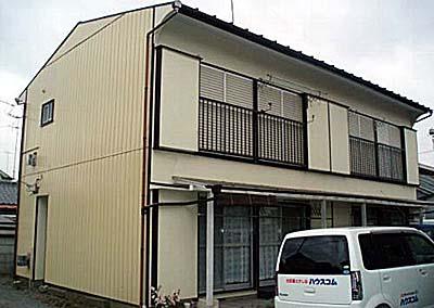 福田荘外観写真