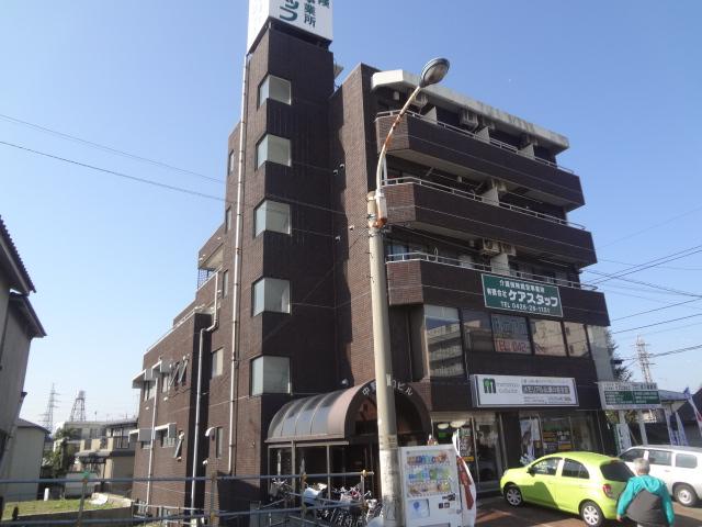 中野田口ビル外観写真