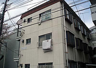 澤井コーポ外観写真