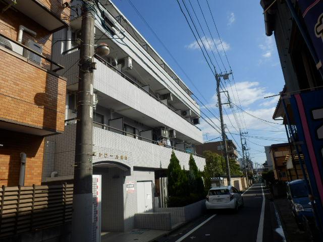 エトワール暁町外観写真