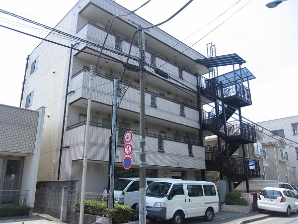 北野田口ハイツ外観写真