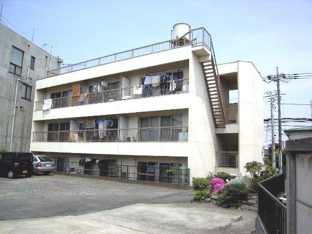 吉川マンション外観写真