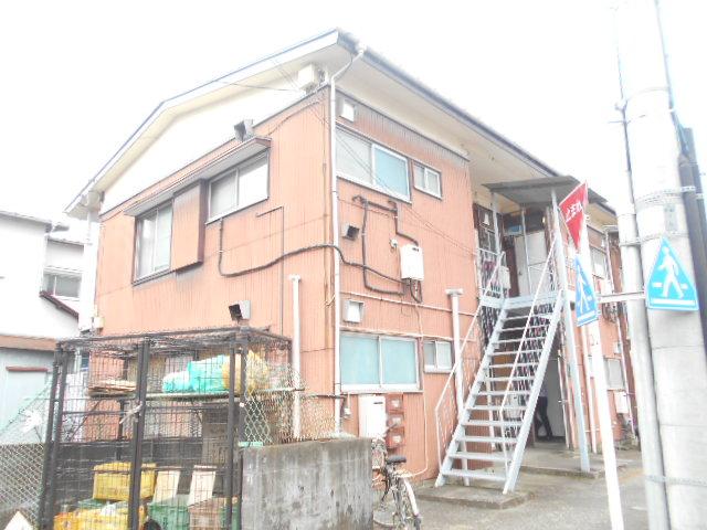 高幡第3平荘外観写真