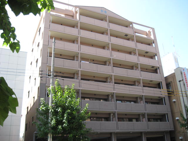 モリス八王子駅前通り 603号室の外観