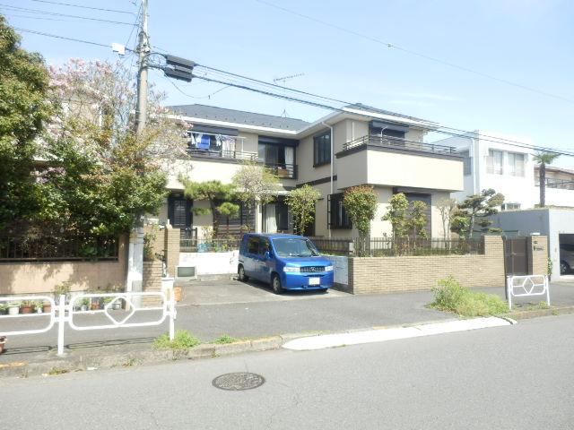 丸田邸外観写真