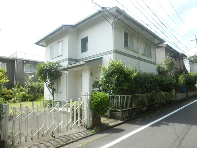 鈴木邸貸家外観写真