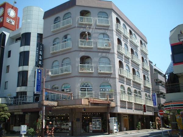 高島屋マンション外観写真