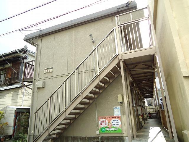 コーポ塚本外観写真