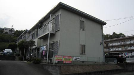 カーサ竹倉B外観写真